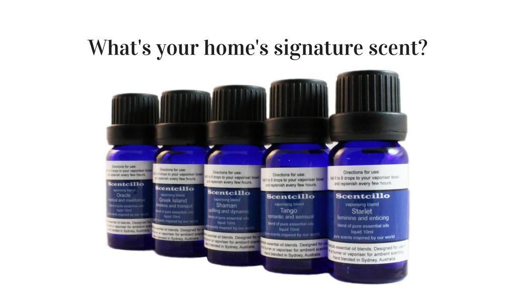 What's your home's signature scent?