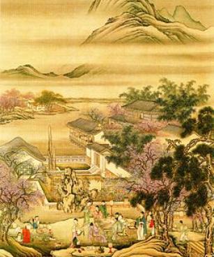 Leng Mei - Figures - Spring Evening Banquet