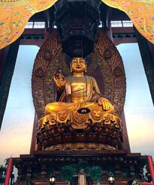 Lingyin Buddha