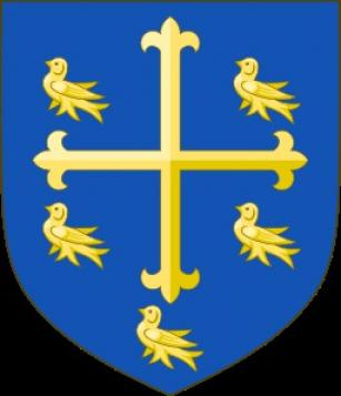Royal Arms of Edward the Confessor