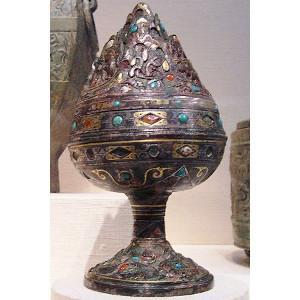 Western Han incense burner