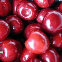 Cherry red fruits